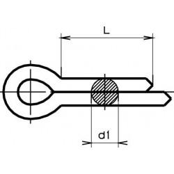 1406-8973639 Splinten verzinkt 1.6x20mm_14815