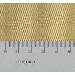 Riffelblech fein 0.2 x 200 x 100_14818