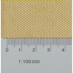 Riffelblech mittel 0.3 x 200 x 100_14821