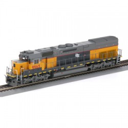 140-88762 HO SD 45T-2 LTEX (ex-UP) # 9965_14830