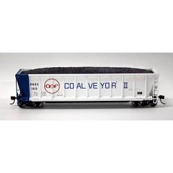 150-1014-1 HO Coalveyor ACF Demonstrator Car 169_15310
