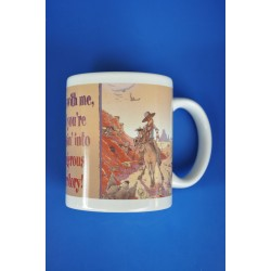 "6003-MGW56020 Mug ""Mess with me, and you're_15407"
