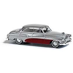 HO Buick 50 Silber metall Metallic BJ 50_15810