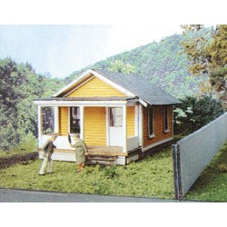 181-624 HO The Drayton Catalog House - Laser-Art_15829