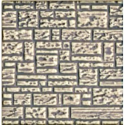 214-8526 Flexible Block Wall - Medium for HO Scale_15872
