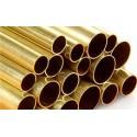 370-9111-op Round Brass Tube 11,1mm 0,355 Wandst._16021