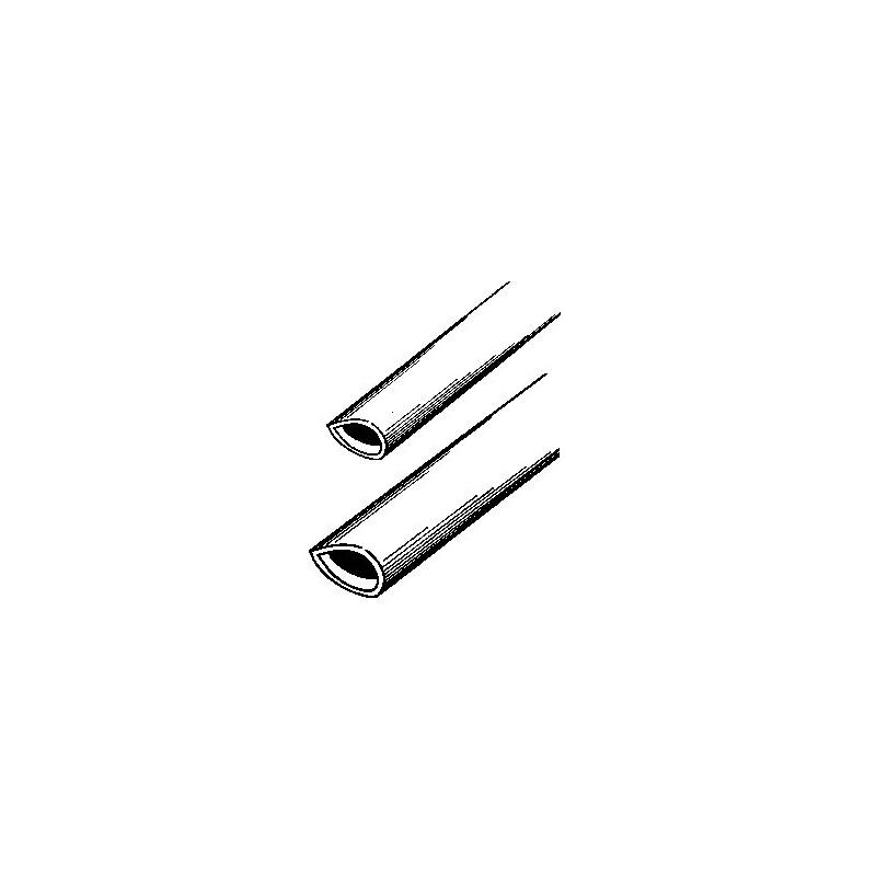 370-1104 Streamlined Aluminum Tube 15.9mm_16117