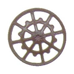 380-2020 HO Brake wheel Ajax BCR_1640