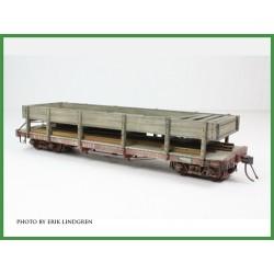 ON3 D&RGW Rail & Tie Car # 06084_16760