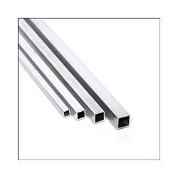 370-83015 Aluminium Hohlprofil 6,4 x 6,4 mm_16835