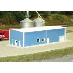 N Pre-Fabricated Warehouse 9.15 x 24.4 cm (Bausa_16931