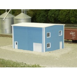 N Yard Office 17,1 x 22.8 cm - Bausatz_16934