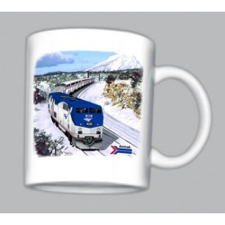 5306-31 Amtrak Southwest Chief Mug_16950