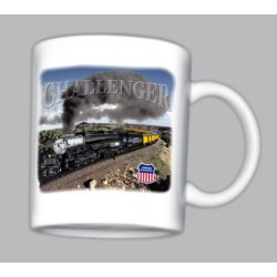 5306-19 Union Pacific Challenger Mug_16957