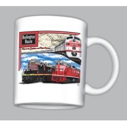 5306-23 CB&Q Triple Header Mug_16959