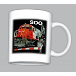 5306-20023 SOO Line SD40 Mug_16960