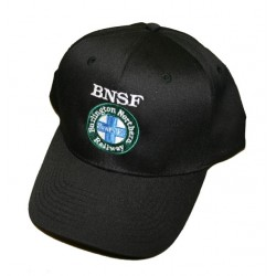 5306-03 Hat BNSF Intermodal Logo Embroidered_16978