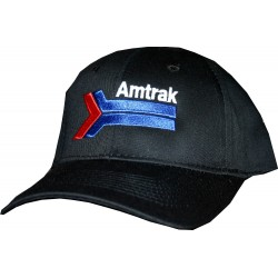 5306-21 Hat Amtrak Arrow Logo Embroidered_16983