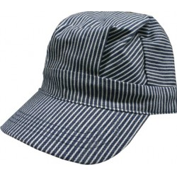 5306-2HM Hickory Striped Hats, Men_17004