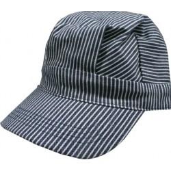 5306-2HM Hickory Striped Hats, Men_17004