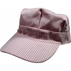 5306-2HP Hickory Striped Hats, Womens_17008