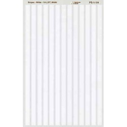 "460-PS-1-1/4 Parallel stripes white 1/4"" wide_17050"