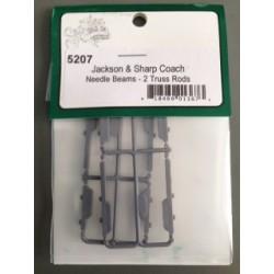 6701-5207 ON3 Needle Beams - 2 Truss Rods_17106