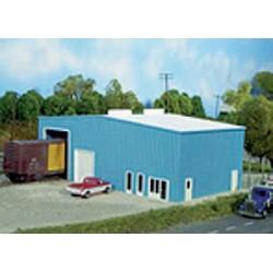 HO Distributions Center (Bausatz) 24.5 x 14cm_17131