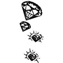 585-48328 Jewels (Lenses) green_17137