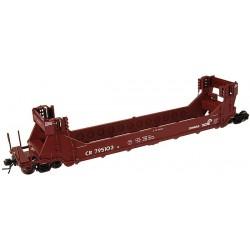 151-9912/3 O Gunders. Stack Car Conrail (A,B,C,D,E_17164