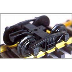 614-29101 1 Freight Truck (plastic wheels) (1 Paar_17192