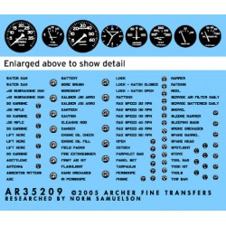 5008-AR35209B 1/35 U.S. Gauges and Interior Stenci_17278