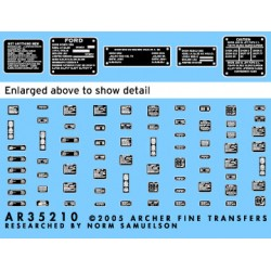 5008-AR35210S 1/35 Generic US and Allied interior_17285