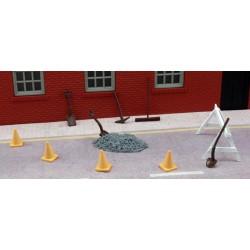 AHT-43922 O (1/48) Road Repair Set_17315