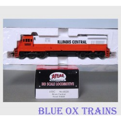150-8519 HO U33C Illinois Central #5056_17356