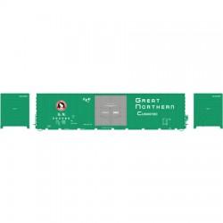 "141-G63888 HO 50' PC&F 10' 6"" Door B Car GN 200128_17496"