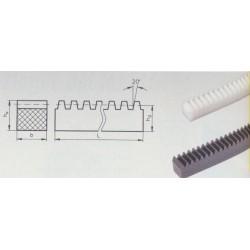 9-281.601.00 Zahnstange Mod. 0.5 Kunststoff_17511