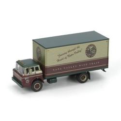 140-8510 HO Ford C Box Truck Napa Valley RR_17797