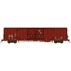 176-18001 N 60' DD Box Car ATSF # 621308_17879