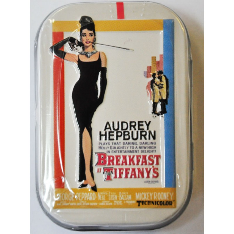 "Pillendose ""Audrey - Breakfast at Tiffany"" (81247)_18007"