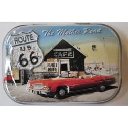 """Pillendose """"Route 66 - The Mother Road""""_18011"""