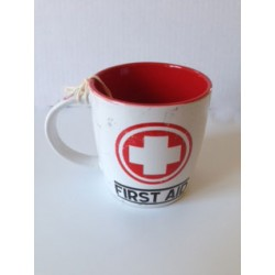 "Mug ""First Aid"" (43008)_18452"