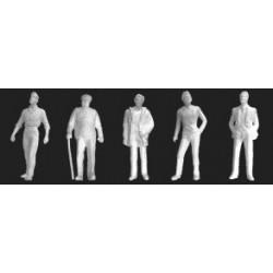373-97117 1/100 Human Figures (10) white_18527