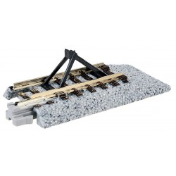 381-20-048 N Track Straight Track with Bumper_18550