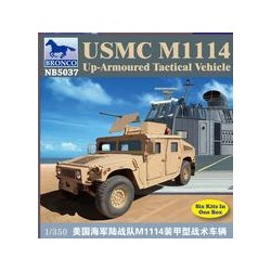 bro-5037 1/350 USMC M1114 Up-Armoured Tactical_18665