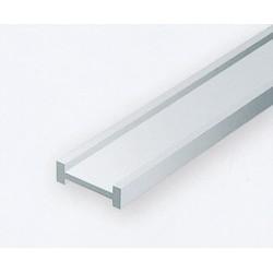Polystyrol I-Profil 35 cm H 1.5 mm B 1.2 mm 4 Stk_187