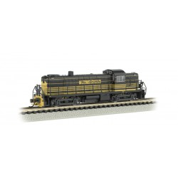 160-64252 N RS-3 (DCC) D&RGW # 5200 - early_18719