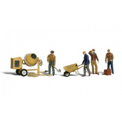 O Bauarbeiter - Masonry workers_1892