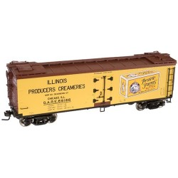 151-9168-2 O 40' Rebuilt Wood Reefer PFB #68166_18962