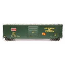 151-7592-1 O 50' PS-1 Box Car GB&W #503_18972